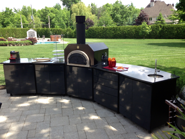 Brick Ovens and Pizza Ovens